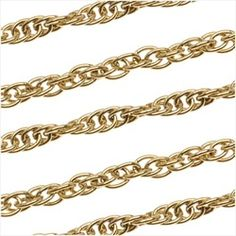 Twisted Rope Chain