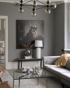 Living Room Green, Living Room Interior, Living Room Decor, Modern Bohemian Decor, Corner House, Interior Decorating, Interior Design, House Rooms, Decoration