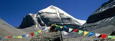 The #Holy Home Of #Lord #Shiva at Kailash #Mountain