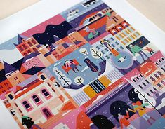 A Winter in Lausanne Lausanne, Working On Myself, New Work, Behance, Kids Rugs, Gallery, Check, Illustration, Decor