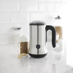 Lakeland-Milk-Frother from Lakeland Coffee Cans, Coffee Maker, Cafe Style, Heating Element, Kettle, Hot Chocolate, Keep It Cleaner, Brewing, Milk