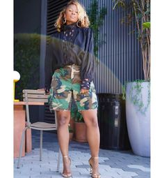 going out outfits spring - Modern Camo Fashion, Black Girl Fashion, Moda Fashion, Fashion Looks, Fashion Outfits, Womens Fashion, Fashion Trends, High Fashion, Fashion Quiz