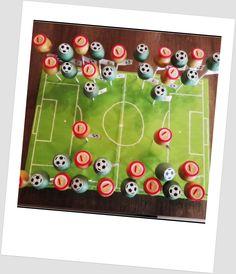 cakepops voetbal