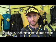 WAA Ultra equipment, mochila y ropa trail running: Entrevista Joaquín López, por Memphismadrid - YouTube