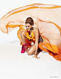 Beyoncé by Mark Pillai | African Queen