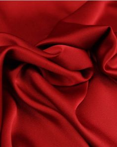 A beautifully high quality satin fabric with a 'liquid' drape and luxurious soft sheen. Truro Fabrics, Cherry Red, Occasion Wear, Fabric Swatches, Satin Fabric, Fabric Weights, Pattern, Arms, Patterns