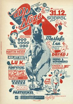 dOP & Noze showcase