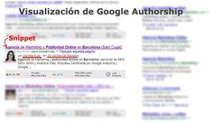 Authorship Google