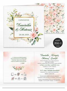 Zaproszenia ślubne RUSTYKALNE KWIATY + KOPERTA 7584587654 - Allegro.pl Diy Wedding, Place Cards, Place Card Holders, Flowers, Weeding, White Dress, Invitations, Cards, Grass
