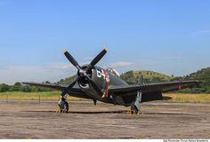 Republic Thunderbolt p-47 Brazilian air Force ~ BFD