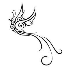 TATTOO TRIBES: Tattoo of Bird of paradise, Beauty, freedom tattoo,birdofparadise flames fire beauty tattoo - royaty-free tribal tattoos with meaning Phoenix Tattoo Girl, Phoenix Tattoo Feminine, Small Phoenix Tattoos, Phoenix Tattoo Design, Small Tattoos, Maori Tattoos, Maori Tattoo Designs, Body Art Tattoos, Sleeve Tattoos