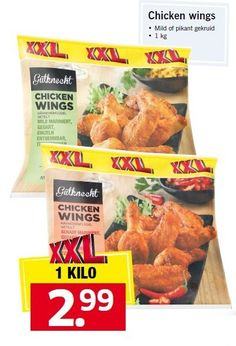 Afbeeldingsresultaat voor lidl chicken wings Snack Recipes, Snacks, Lidl, Chicken Wings, Chips, Meat, Food, Snack Mix Recipes, Appetizer Recipes