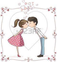 62 Imágenes Inspiradoras De Parejas Dibujitos Drawings Of Couples