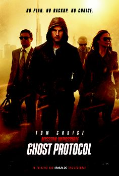 Mission: Impossible 4 - Ghost Protocol (2011) Mainly because of Jeremy Renner... :-)