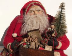 Powerscourt house santa