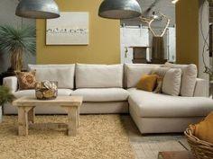 Lounge hoekbank Bagnes van Easy sofa