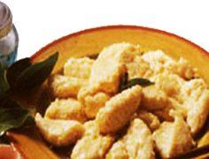 DONDORET delle Antiche Langhe è un piatto raffinato e particolarissimo di gnocchi che sembra sia nato alla fine dell'800, caratteristico delle Antiche Langhe,  che prevede una preparazione leggermente più laboriosa dei classici gnocchi di patate ma il risultato è sorprendente.