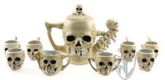 A must haveTea set