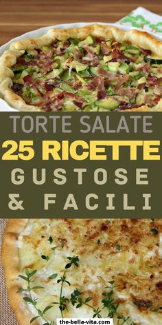 Pizza Rustica, Focaccia Pizza, Slow Food, Antipasto, Summer Recipes, Finger Foods, Vegetable Pizza, Tapas, Food Porn