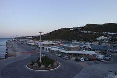 Μετεγκατάσταση υπηρεσιών του Δημοτικού Λιμενικού Ταμείου Μυκόνου στο Νέο Λιμάνι