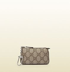 Gucci - clip key case 233183KGD6N4075