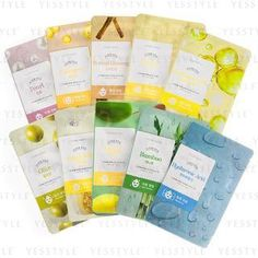 New I Need You 10-Piece Variety Mask from #YesStyle <3 Etude House YesStyle.com