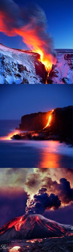 August 16th--The Big Island of Hawaii.(Last day will be a blast, literally)