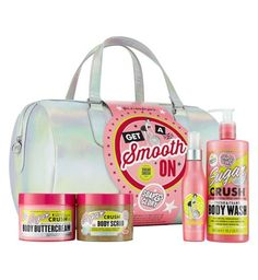 SOAP and GLORY GET A SMOOTH ON™ - Boots