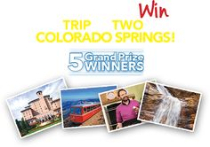 Domino® Sugar and C&H® Sugar Sweet Colorado Springs Sweepstakes home