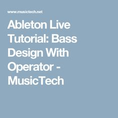 cymatics bass house ableton projects collection