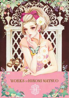 Hiromi Matsuo  Works of Hiromi Matsuo cover book