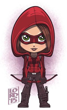 Thea ~~ Speedy ~~ Arrow ~~ art by Lord Mesa Marvel Vs, Marvel Dc Comics, Speedy Arrow, Cartoon Drawings, Cartoon Art, Lord Mesa Art, Arrow Art, Supergirl Dc, Team Arrow
