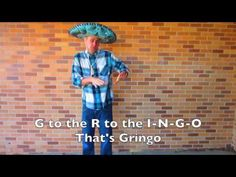 Gringolicious (Fergalicious Parody) - YouTube