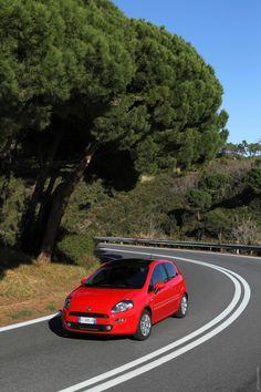 2012 Fiat Punto
