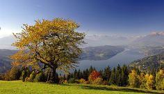 Autumn at the lake#Millstätter See#Carinthia#Austria Millstätter See im Herbst | Österreich
