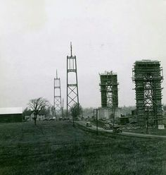 Thousand Island  Bridge construction