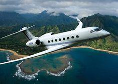 Aviões e etc by Daniel Alho / Gulfstream G650