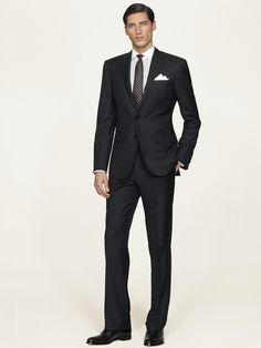 6. Job Interview - A suit is always perfect for interviews. It has calm colors and the pattern of the tie is not crazy.