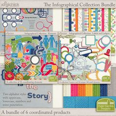 Infographical Collection Bundle