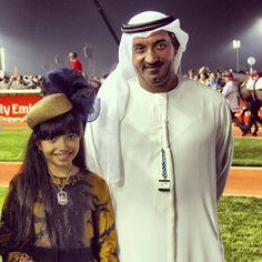 DWC 2014 Sheikh Ahmed bin Saeed