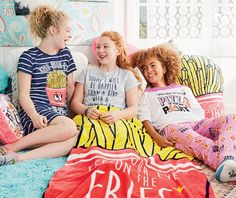 Justice is your one-stop-shop for on-trend styles in tween girls clothing & accessories. Shop our sleepy porcupine sleep set. Cute Pjs, Cute Pajamas, Justice Pjs, Justice Outfits, Justice Clothing, Tween Clothing, Watermelon Girl, Cosy Outfit, Kids Outfits