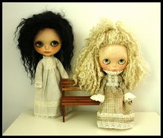 Custom mohair girls