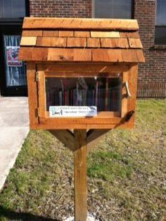 Peggy Bayne. Rosman, NC. We are a rural elementary school in a mountain community. The closest library is 8 miles away. There is no branch library here, so I decided a Little Free Library might help fill the gap when the bookmobile is not around!The Rosman High School shop class built our Little Free Library for us and we started using it immediately! My 5th grade reading group checks our Little Free Library every day.