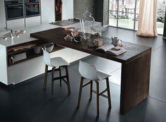 На фотографии мебель для кухни Alta Corte MODERNO CUCINE Eco Lab 3/9 (2)