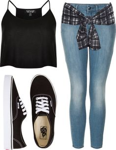 Chachi Gonzales inspired outfit <3