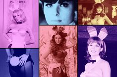 Some of the original Playboy Bunnies, then and now!  Gorgeous Girls!