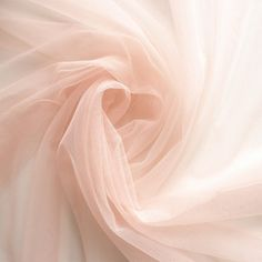 Blush Pastel Peach Pink Soft Tulle Veiling Fabric wide - by the metre 5060382116985 Cream Aesthetic, Aesthetic Pastel, Aesthetic Colors, Shades Of Peach, Light Spring, Tulle Fabric, Pretty Pastel, Aesthetic Vintage, Fabric Swatches