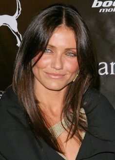 Tell me why? You went blonde? Cameron Diaz, Dad, Cuban...Mom, Native American/German/Italian