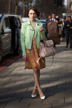 I love Fresh Fashion: Fall 2014 Street Fashion Styles