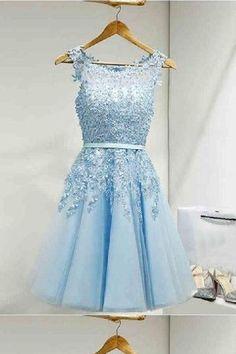 Prom Dresses 2019, Cheap Prom Dresses, A-Line Homecoming Dress, Short Prom Dresses #Prom #Dresses #2019 #ALine #Homecoming #Dress #Short #Cheap